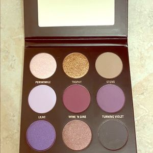 Kylie Jenner Pressed Purple Pallette